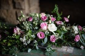 Floral decoration.